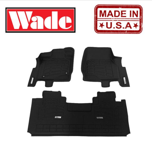 2007-2014 Cadillac Escalade ESV Sure-Fit Floor Mats