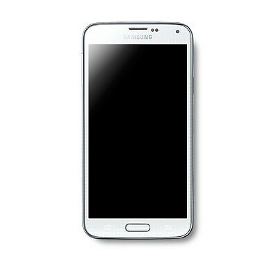 New White Samsung Galaxy S5 S 5 SM-G900 32GB 2.5Ghz SmartPhone Factory Unlocked