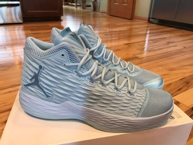 87ecbeed9cb9cb Nike Air Jordan Melo M13 Energy Ice Blue 917925-405 Men s Size 13 ...