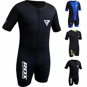 RDX Néoprène Sweat Sauna Suit Perte De Poids Amincissant Short MMA Gym Boxe MMA X1-afficher le titre d`origine 3XcZ876n-07134853-682102895