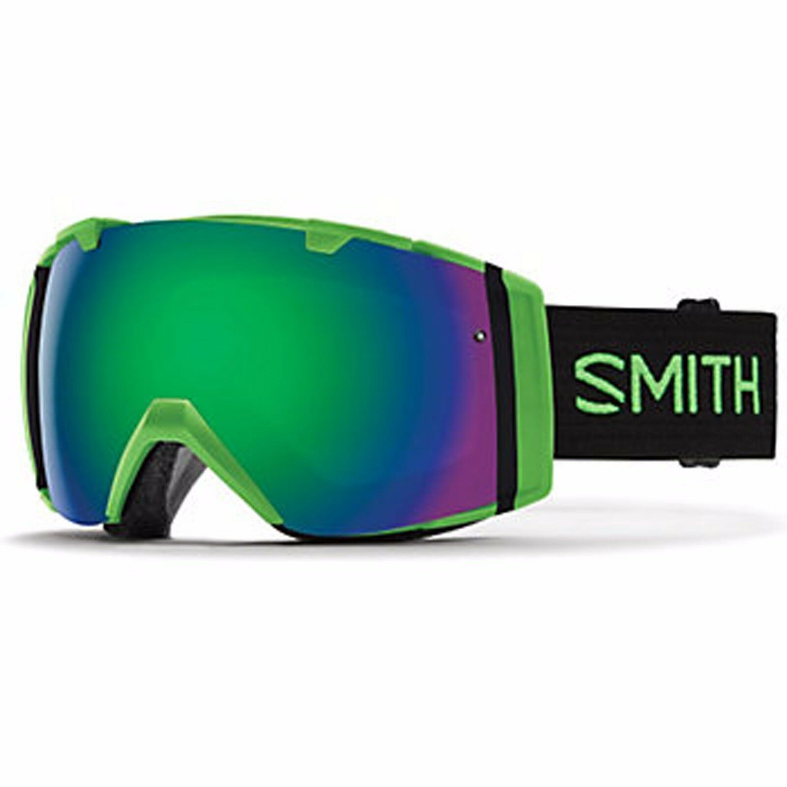 SMITH OPTICS SAMPLE II71SOL17 I O SKI SNOWBOARD GOGGLE SOLAR IGNITOR MIRROR