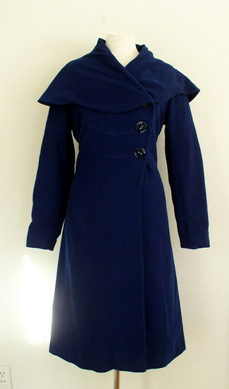 Vintage 1930s Women Vogue Couturier Princess Coat… - image 2
