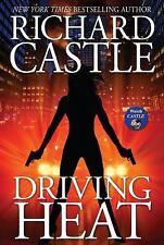 Nikki Heat: Driving Heat 7 by Richard Castle (2015, Hardcover) 5.99 FREE SHIP