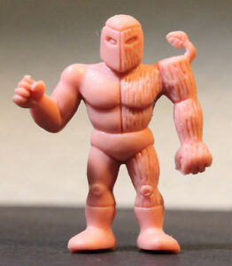 M-U-S-C-L-E-MUSCLE-MEN-100-Kinnikuman-1985-Mattel-RARE-Vintage-Flesh-Color-Toy