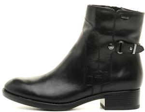 GEOX D FELICITY ABX D44X9A Ankle Boots UK 4 EU 37 JS38 61