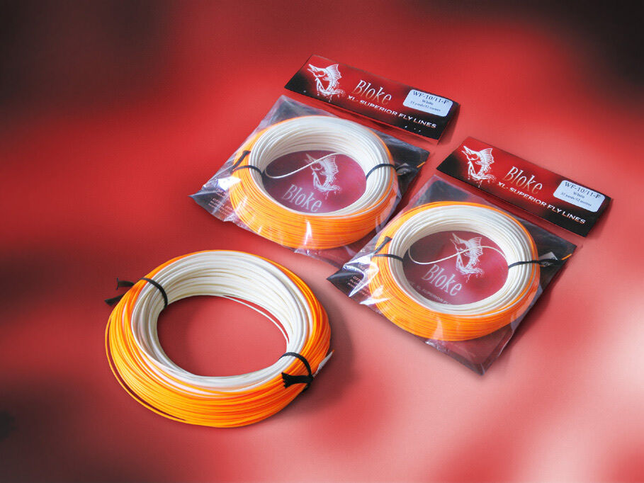 Bloke Switch fly line 8/9wt. 8/9wt. 8/9wt.  NEW TO THE MARKET   - Floating. Perfect turnover 5b246c