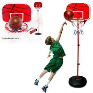 Mini indoor Basketball Board with Net Hoop Ball Pump Set Indoor Kids Adults Game