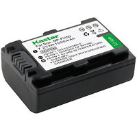 1x Kastar Battery For Sony Np-fh50 Dvd605 Dcr-dvd610 Dvd650 Dvd653 Dcr-dvd703
