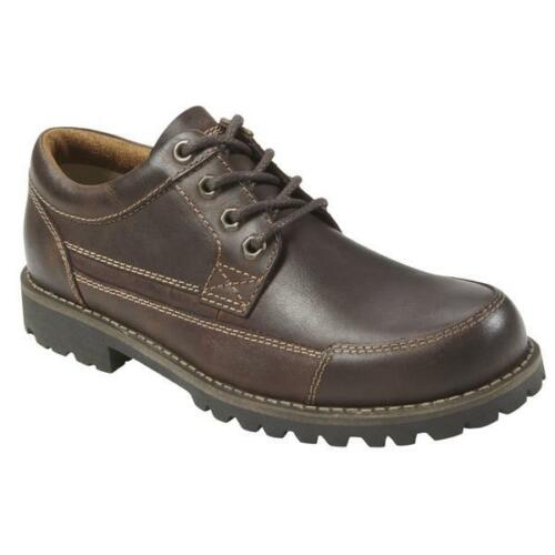 Dockers Mens Brown Chiswick Oxford Shoes Leather Sizes!.NIB NEW