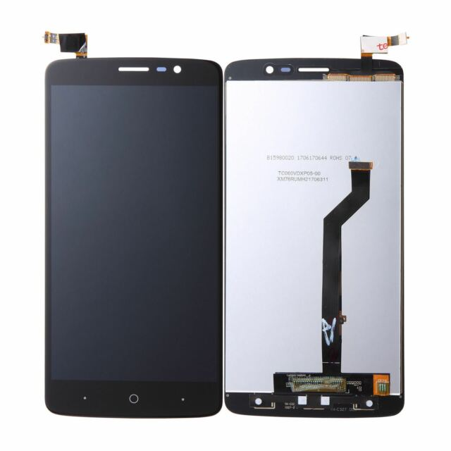 LCD Touch Screen Glass Digitizer Assembly for ZTE Max XL N9560 Replacement  Part