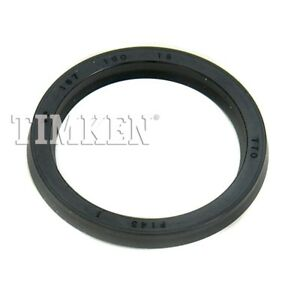 Axle Spindle Seal Front Inner TIMKEN 710044