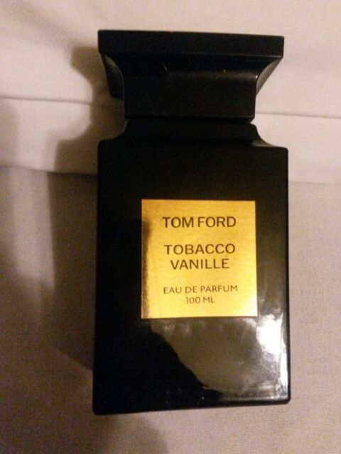 70c5025524864 Tom Ford Tobacco Vanille 100ml Eau De Parfum EDP Bottle Vintage2008 ...