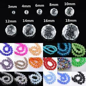 Rondelle-Faceted-Crystal-Glass-Loose-Spacer-Beads-Wholesale-3mm-4mm-6mm-8mm-10mm