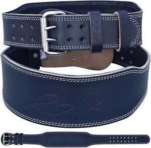 RDX-Gimnasio-Cinturon-Fitness-Cuero-Lumbar-Entrenamiento-Musculacion-Gym-Belt-4-034