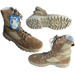 efedb1e4441 Details about Desert Magnum Amazon Patrol combat Boots British Army NEW 15  UK