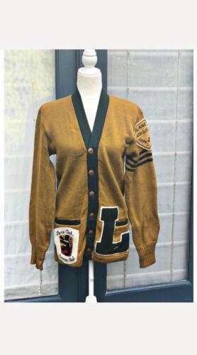 Vintage Lane Tech Varsity Sweater Unisex