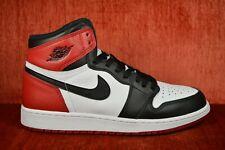 4992ac6ece2 item 6 WORN ONCE Nike Air Jordan 1 Retro High OG BG Black Toe White GS 7 Y  575441 125 -WORN ONCE Nike Air Jordan 1 Retro High OG BG Black Toe White GS  7 Y ...