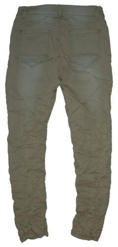 * Donne Jeans Pantaloni Tg Boyfriend Donna Stretch-Jeans Molti Colori 38-48 #apxx