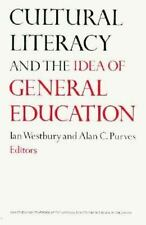 Cultural Literacy and the Idea of General Education (National Society -ExLibrary