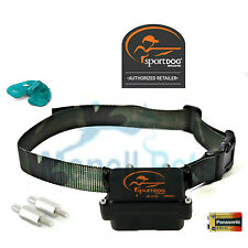 SportDog SDF-R Add a Dog In-Ground Fence Receiver with Free Camo Collar Strap