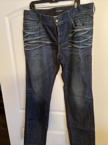 dolce and gabbana mens jeans