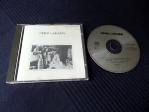CD Deine Lakaien - SAME Debut 1986 Alexander Veljanov 8 Tracks 1991
