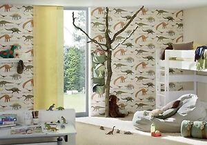 Dinosaure-monstre-Garcons-Enfants-Animal-Papier-Peint-a-s-creation-93633-1