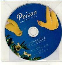 (DC989) Poison, Kotki Dwa - 2012 DJ CD