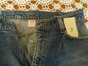 Details about Vintage 90's 505 Levis Men Jeans Rare 35x30 Red Tag Regular Fit Straight Leg #3