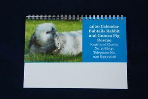 Bobtails-Rescue-2020-Rabbit-Bunny-Desk-Calendar-100-Charity