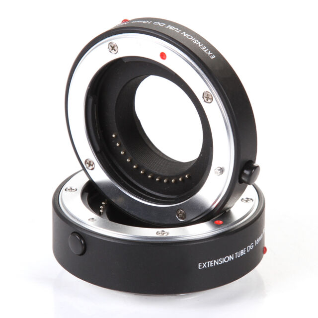 10mm 16mm set Auto Focus Macro Extension Tube fr Nikon 1 Mount J1 J2 V1 Lens