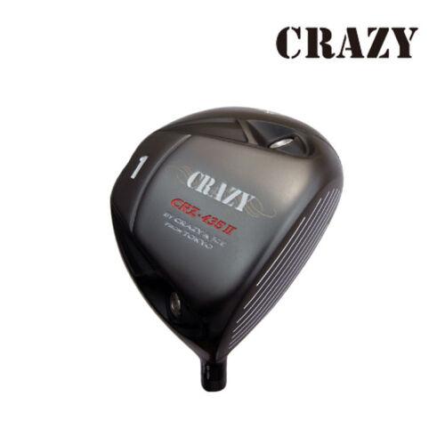 CRAZY-GOLF-JAPAN-ORIGINAL-HEAD-PARTS-CRZ-435II-DRIVER