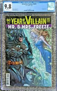 Detective-Comics-1015-YOTV-Acetate-Variant-CGC-9-8-DC-Comics-Mrs-Freeze