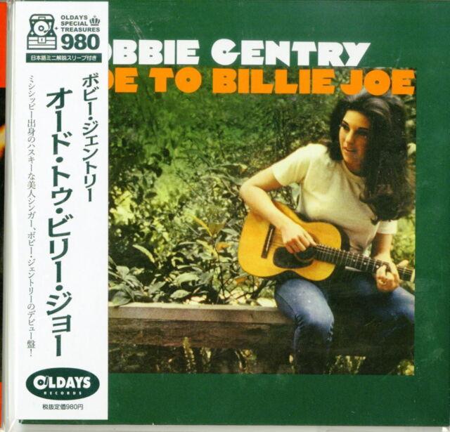 Bobbie Gentry-Ode To Billie Joe-Japan Mini LP CD Bonus Track b57