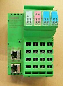 Phoenix Contact Profinet Buskoppler IL PN BK DI8 DO4 2TX/NC 2692849 SPS