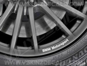 8x-BMW-Motorsport-Con-Logotipo-De-Calidad-Premium-Rueda-Llanta-Calcomanias-Pegatinas-alpina-M3-M4-X3