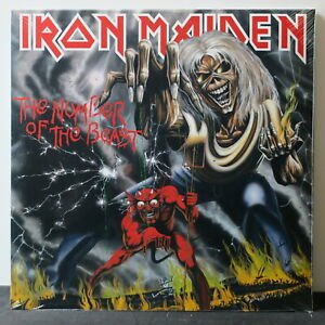 IRON-MAIDEN-039-Number-Of-The-Beast-039-Vinyl-LP-NEW-SEALED