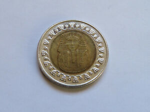 Egypt-Coins-gt-Arab-Republic-of-Egypt-gt-1-Pound-Golden-Mask-of-Tutankhamun