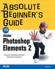 The Absolute Beginner's Guide to Adobe Photoshop Elements 2 by Lisa Lee (Paperback, 2002)