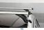 AMOS Aluminium Roof Rack Cross Bars closed rails Vauxhall Insignia Estate 09