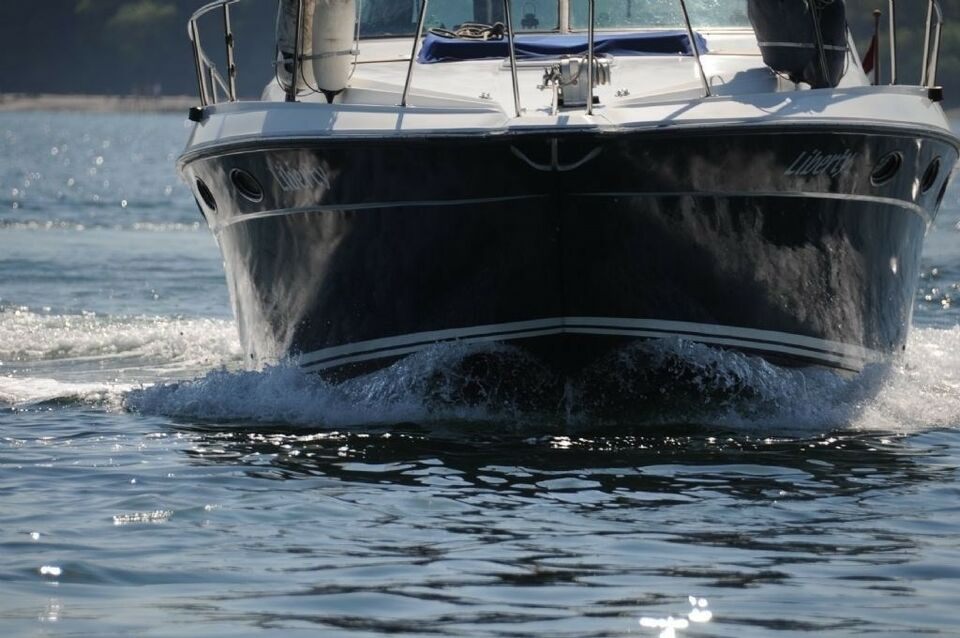 Regal 360 42 fod, Motorbåd, årg. 1990