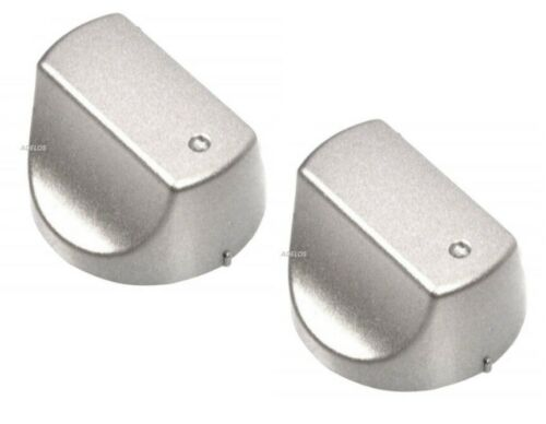 Hot-Ari ix Control Switch Knobs for Hotpoint Ariston Indesit Oven Cooker Hob x 2