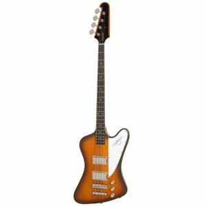 EPIPHONE Thunderbird Vintage IV Pro Tobacco Sunburst - Electric Bass