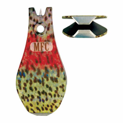 MFC River Camo Tungsten Carbide Nippers