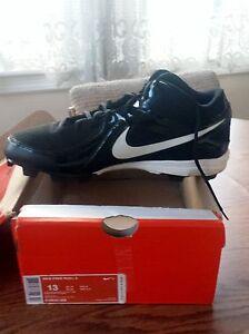 Nuevos Run Free 13 talla Nike de 3mens béisbol botines rw17v6qr