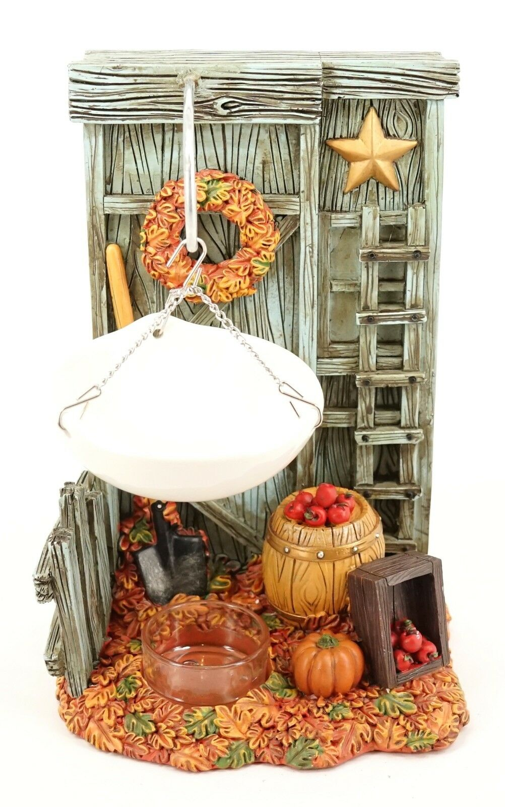 NEW Yankee Candle Hang Fall Barn Hanging Tart Warmer Burner