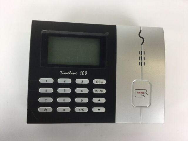 FingerTec Timeline 100 Time & Attendance RFID Card System
