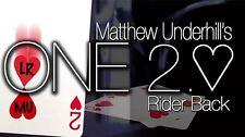 Magic   Card trick   ONE 2.0   Matthew Underhill   Skill level - Intermediate