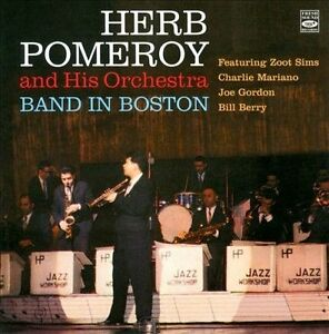 Band-in-Boston-by-Herb-Pomeroy-amp-His-Orchestra-CD-Fresh-Sound-Records