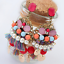 Fashion Femmes Strass Perle Tassel Dangle Ear Stud Boucles d/'oreilles Bijoux